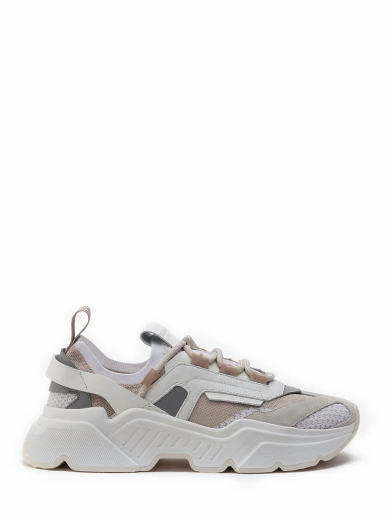 Dolce & Gabbana Day Master Sneakers - White