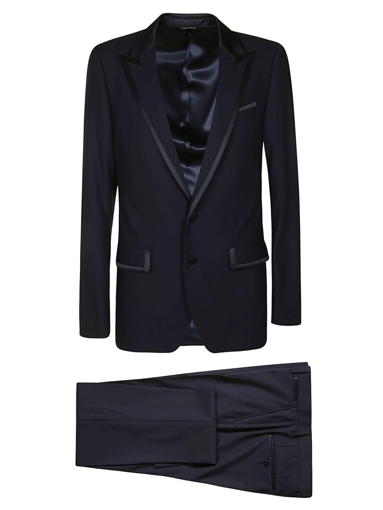 Dolce & Gabbana Single-breasted Suit - Blu