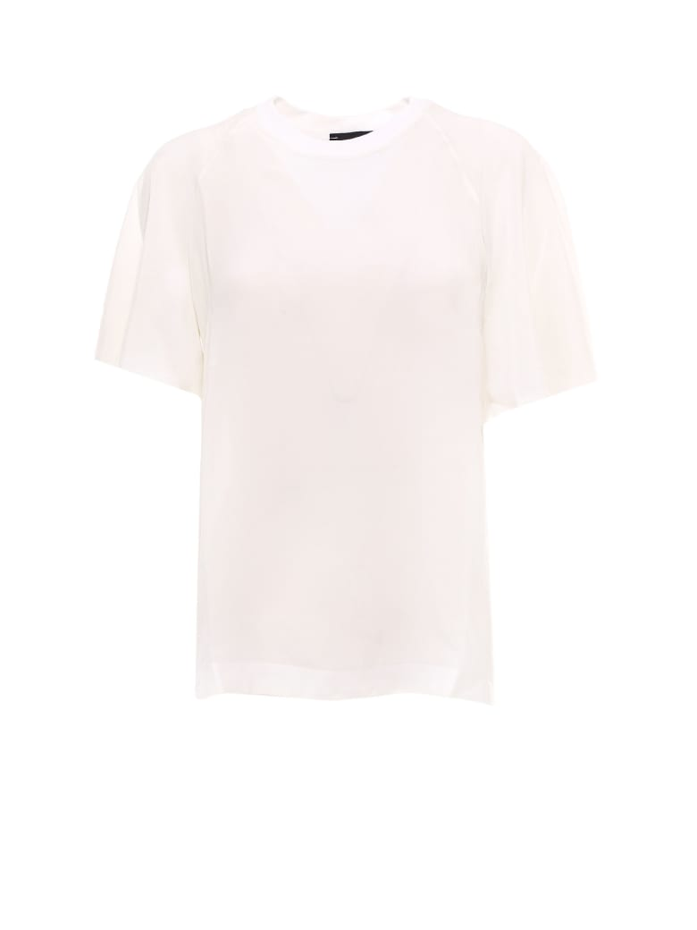 SportMax T-shirt - Beige