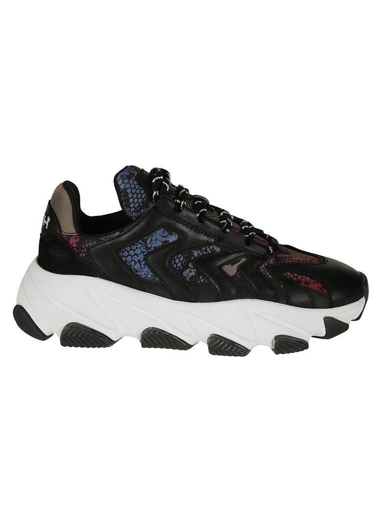 Ash Extreme Sneakers - Python black