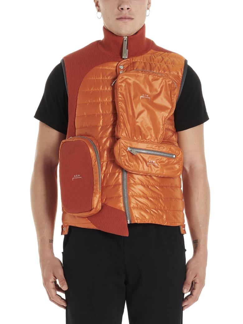 A-COLD-WALL Vest - Orange