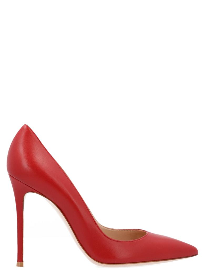 Gianvito Rossi 'gianvito' Shoes - Red