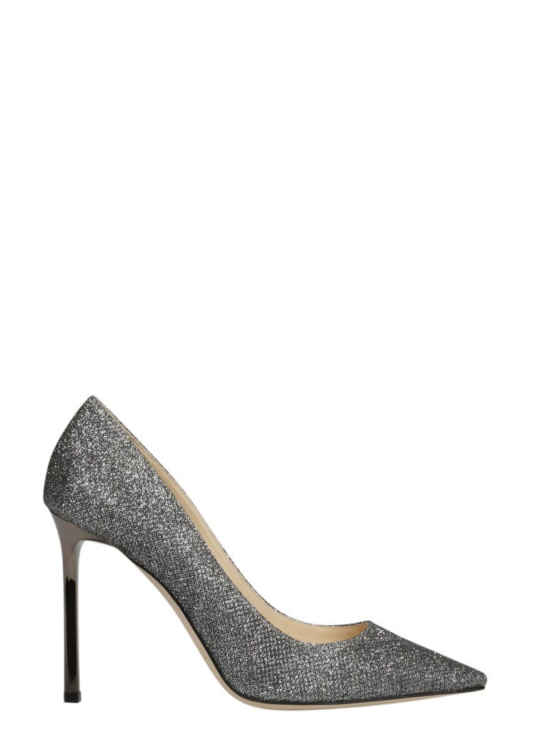 Jimmy Choo Romy Pumps - Metallic