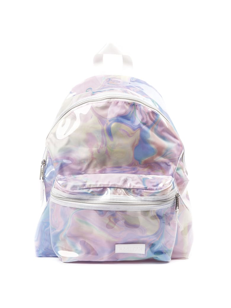 Eastpak Padded Pack'r Marble Transparent - Rainbow