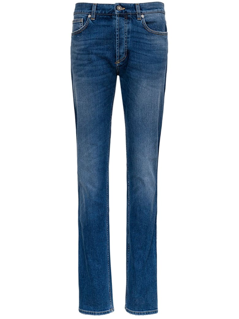 Givenchy Five-pocket Stretch Denim Jeans - Blu Denim