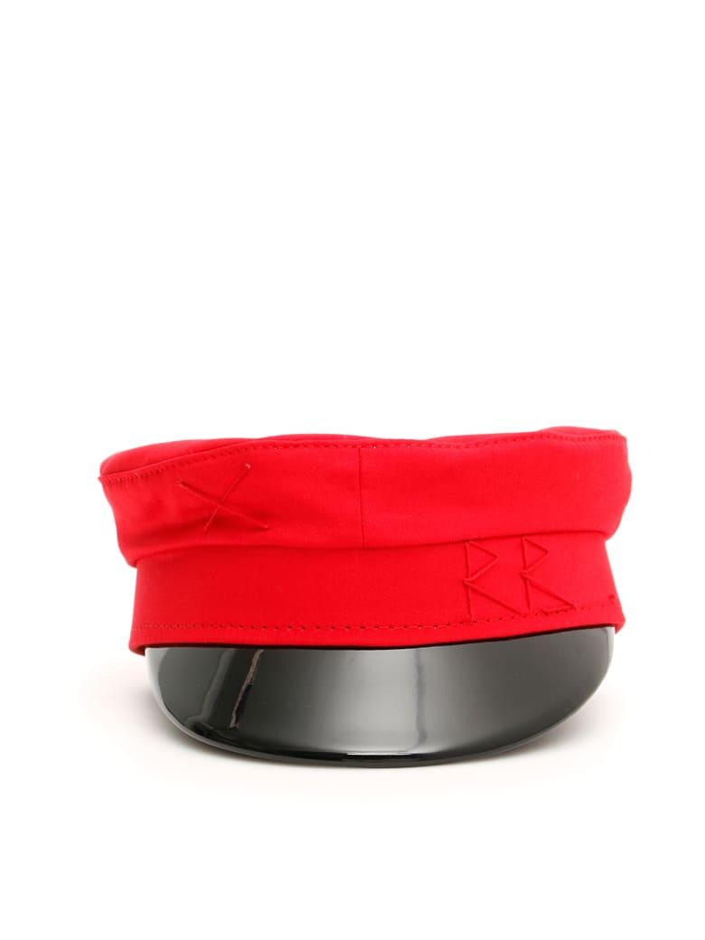 Ruslan Baginskiy Baker Boy Hat - RED (Red)