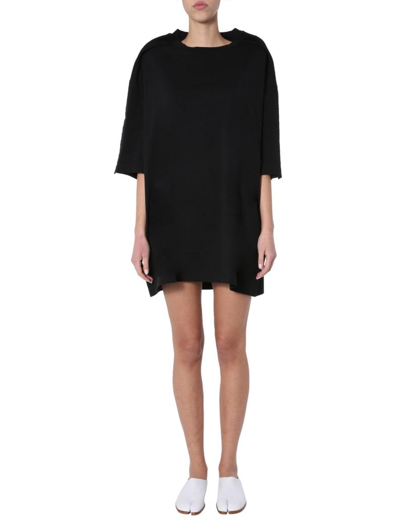 Maison Margiela Oversize Fit T-shirt - Black