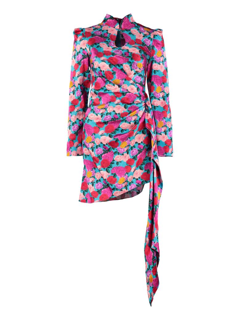 Giuseppe di Morabito Printed Silk Dress - Multicolor