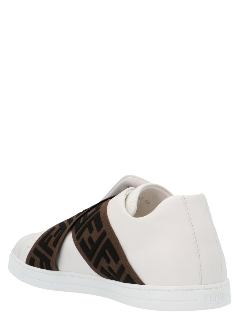 Fendi Shoes - White