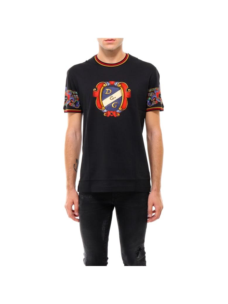 Dolce & Gabbana T-shirts - Black