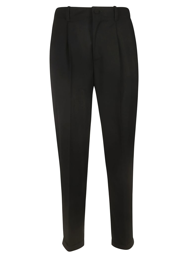 Blumarine Elasticated Trousers - black