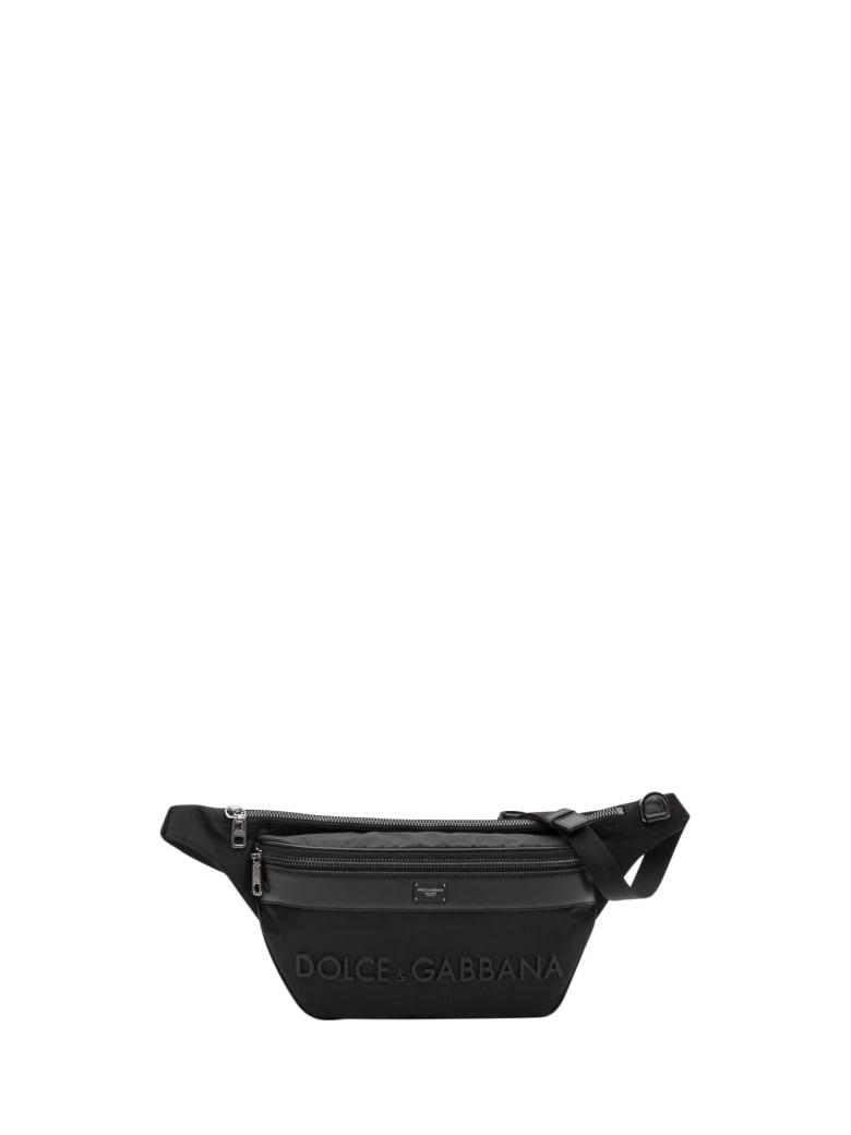 Dolce & Gabbana Mediterraneo Bum Pack - Nero
