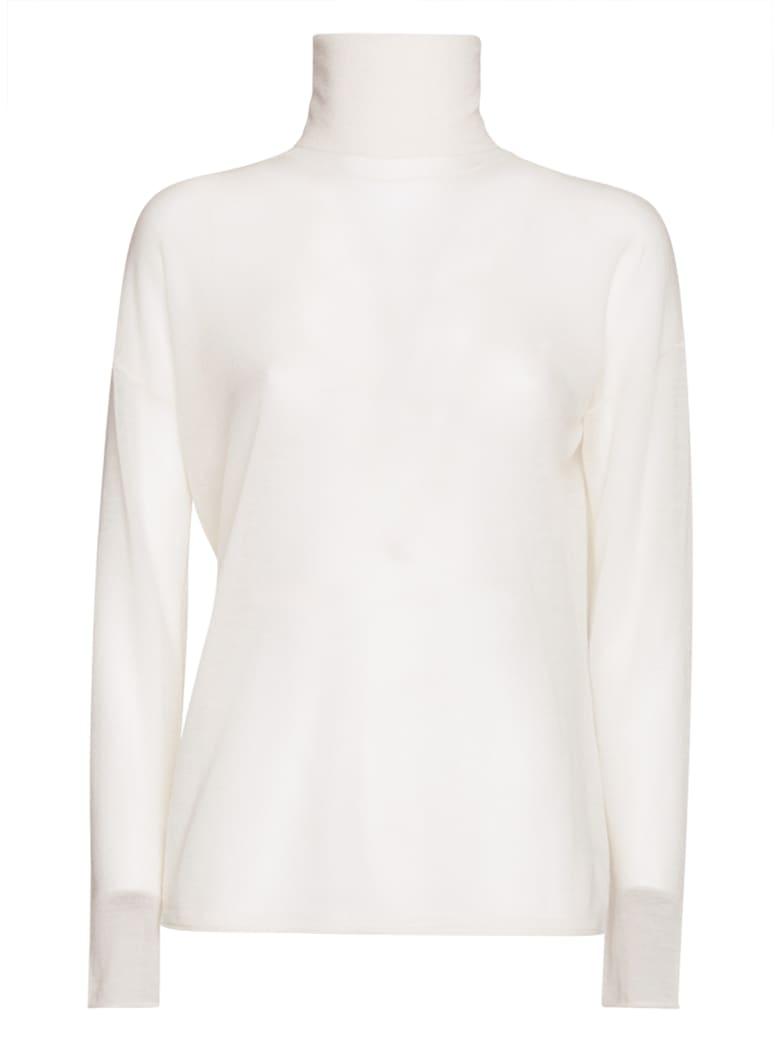 Stefano Mortari  Close-fitting Sweater - BIANCO