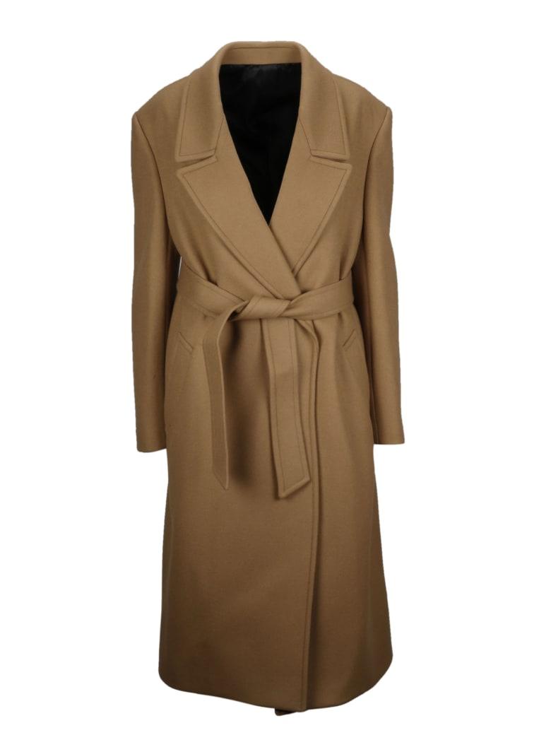 Celine Coat - Brown