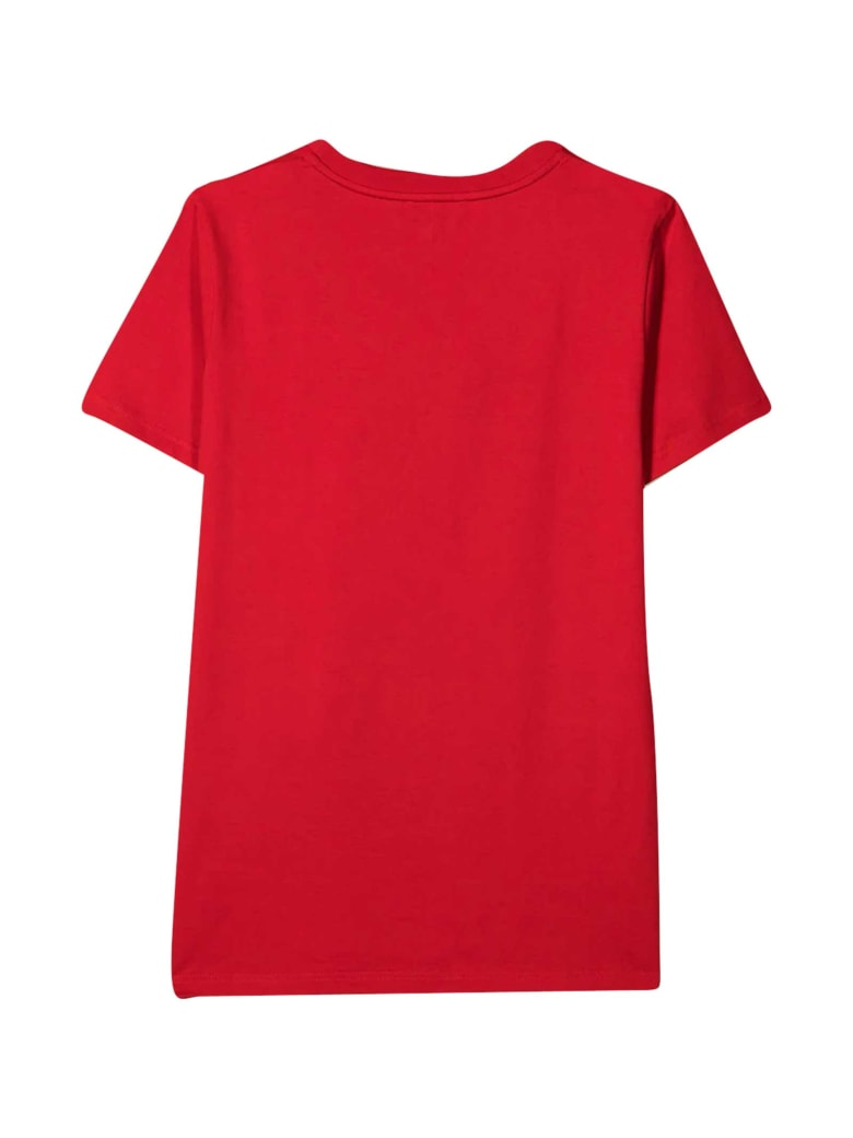 Givenchy Red T-shirt Teen Givenchy - Rosso