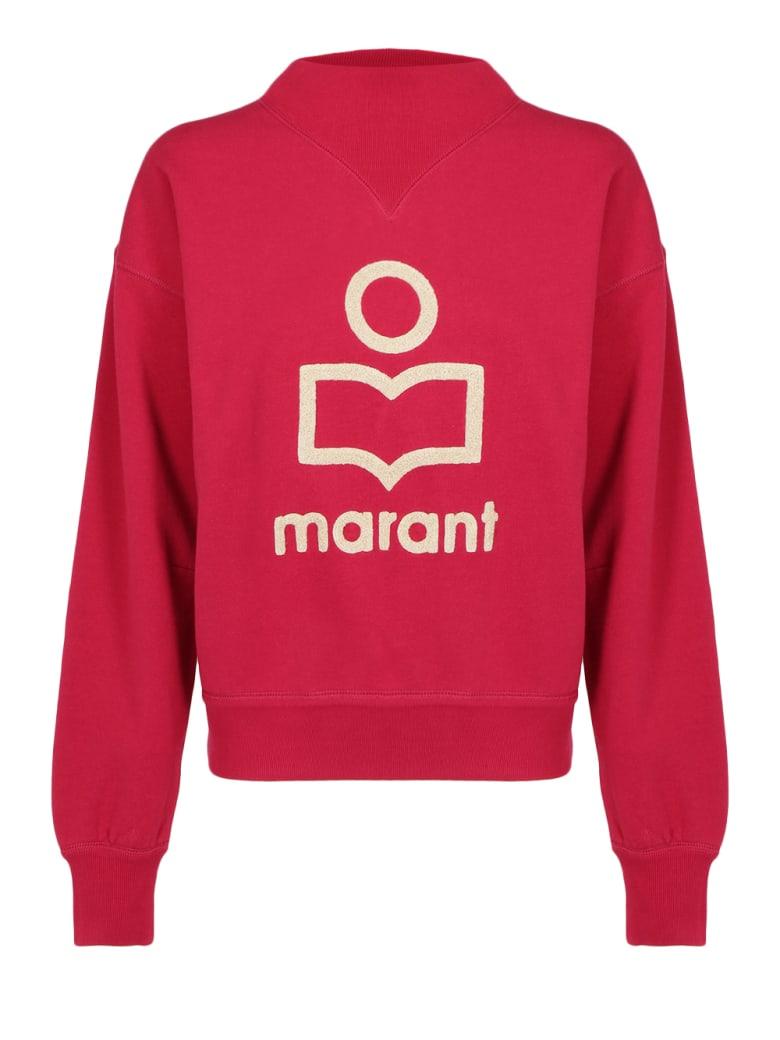 Isabel Marant Étoile Isabel Marant Moby Sweatshirt - Fuchsia