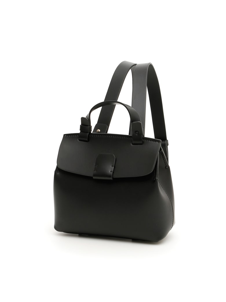 Nico Giani Small Hoodia Backpack - BLACK (Black)