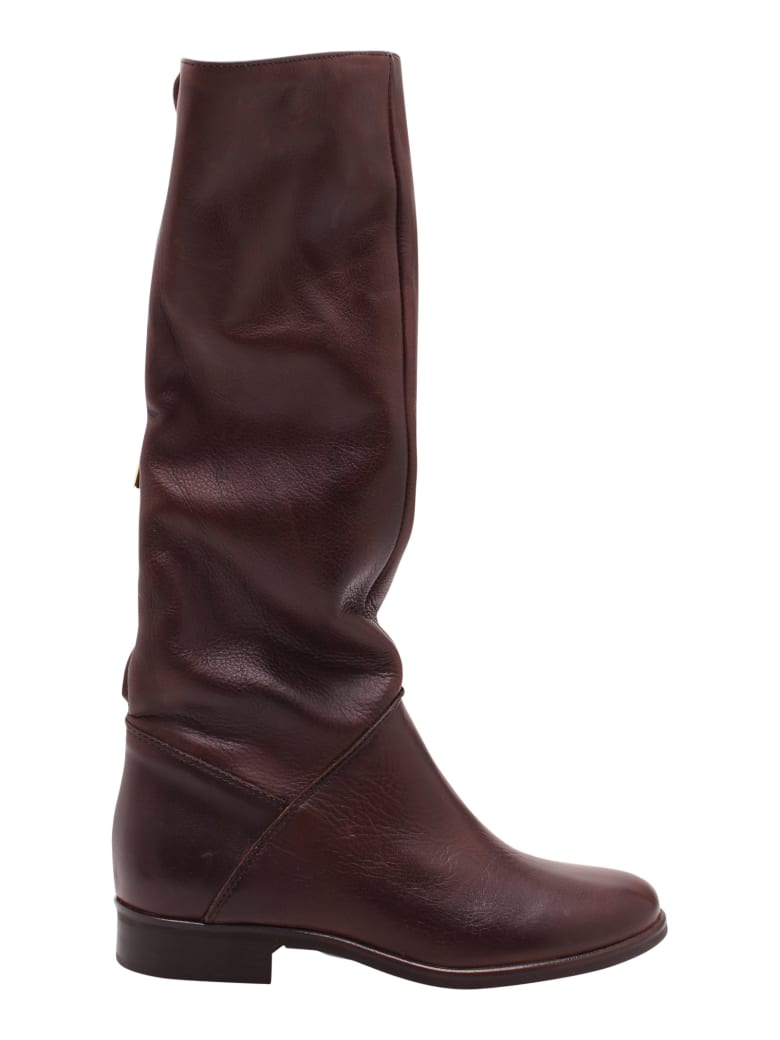 Islo 'alice' Leather Boots - TDM