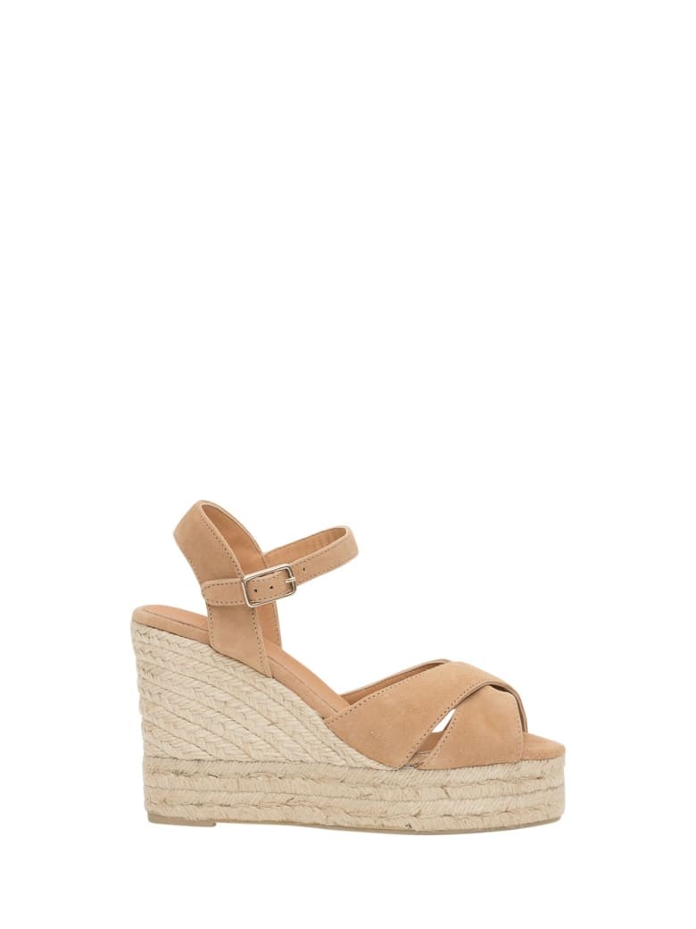 Castañer Blaudell Sandals - Beige