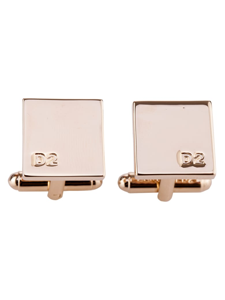 Dsquared2 Linkcuffs - Gold