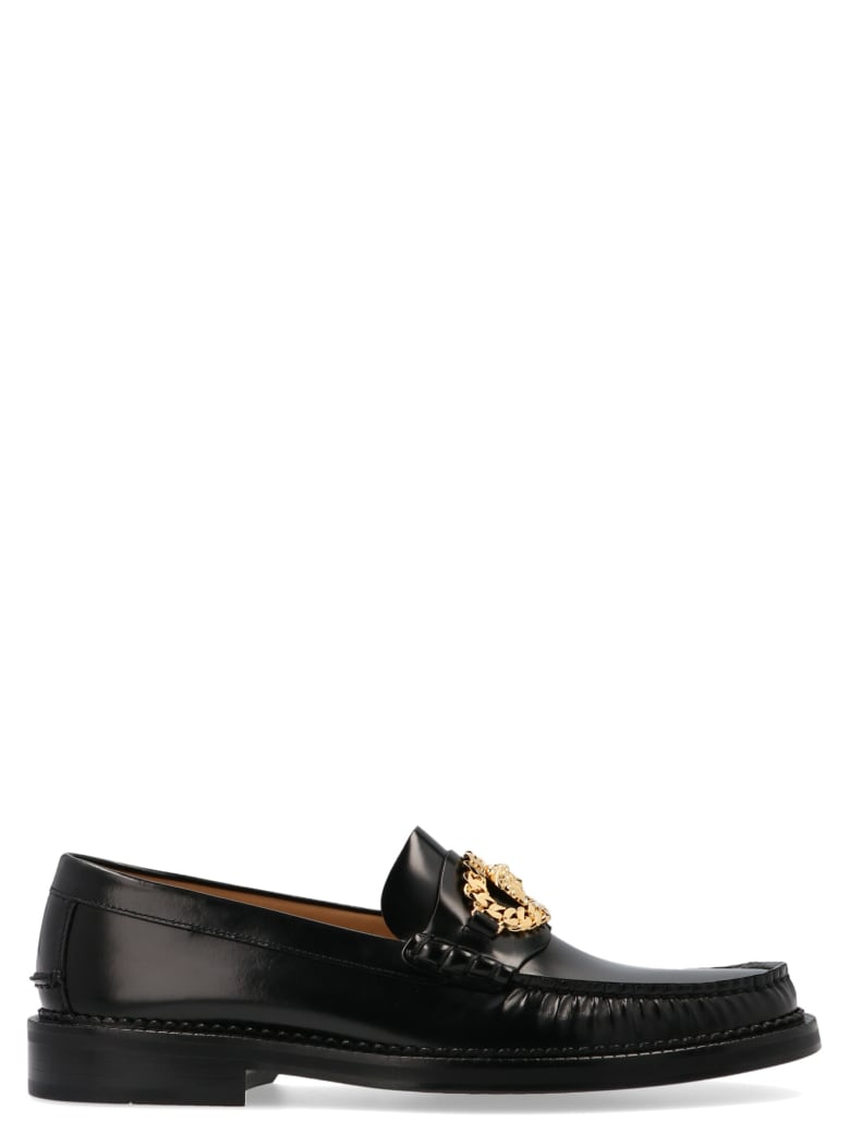 Versace Shoes - Black