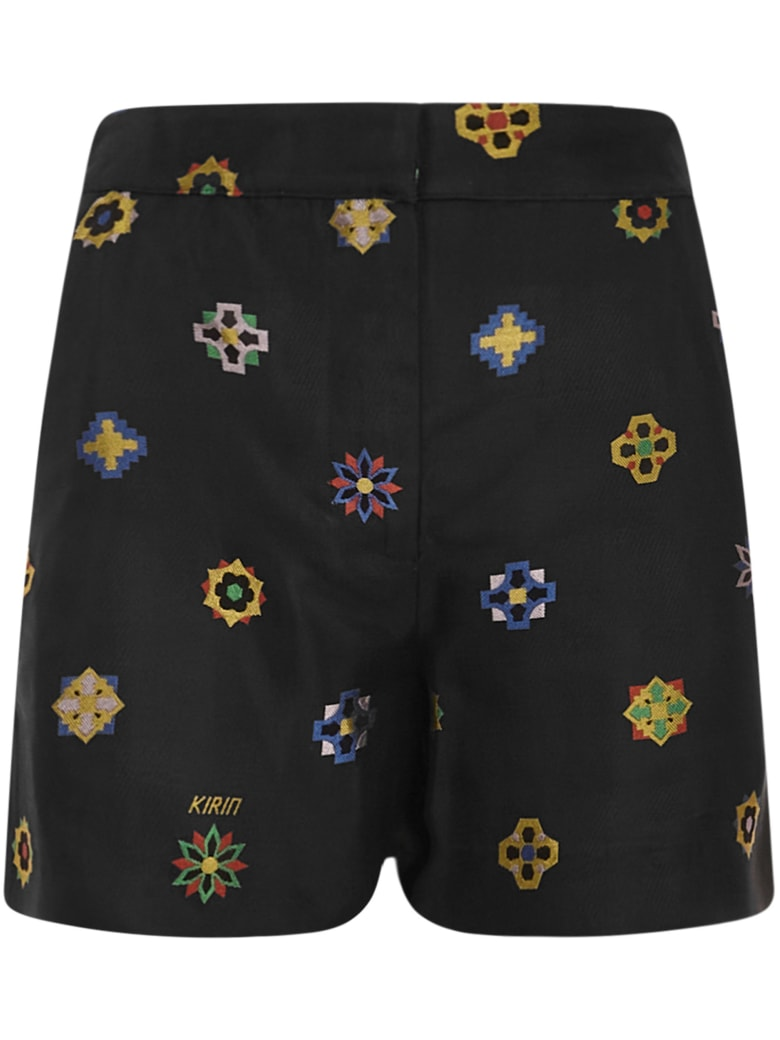 Kirin Shorts - Black