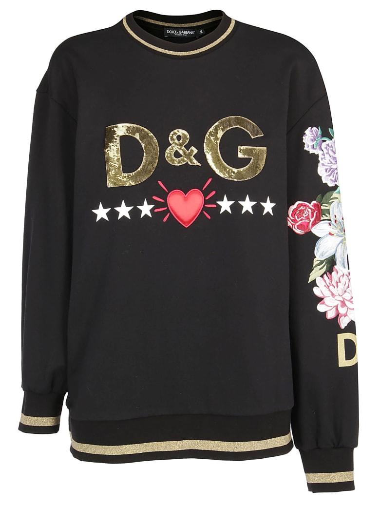 Dolce & Gabbana Sweathirt - Nero