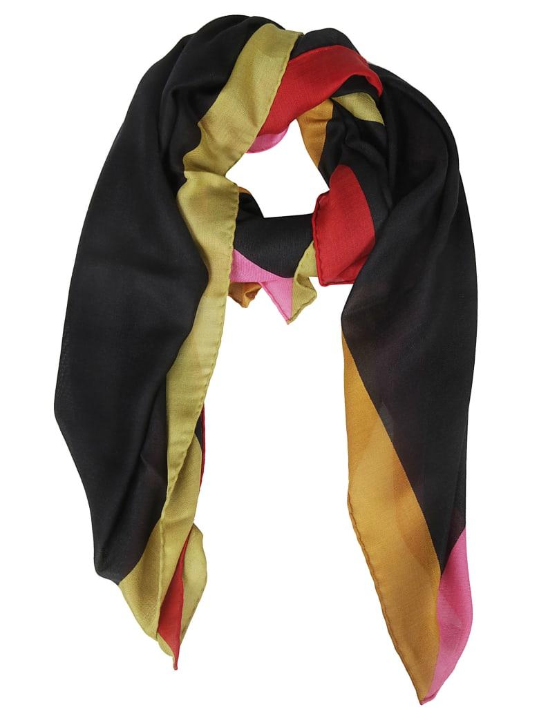 Destin Surl Quadra Scarf - Multicolor