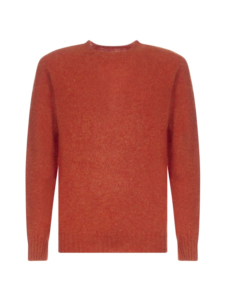 Officine Générale Sweater - Rust