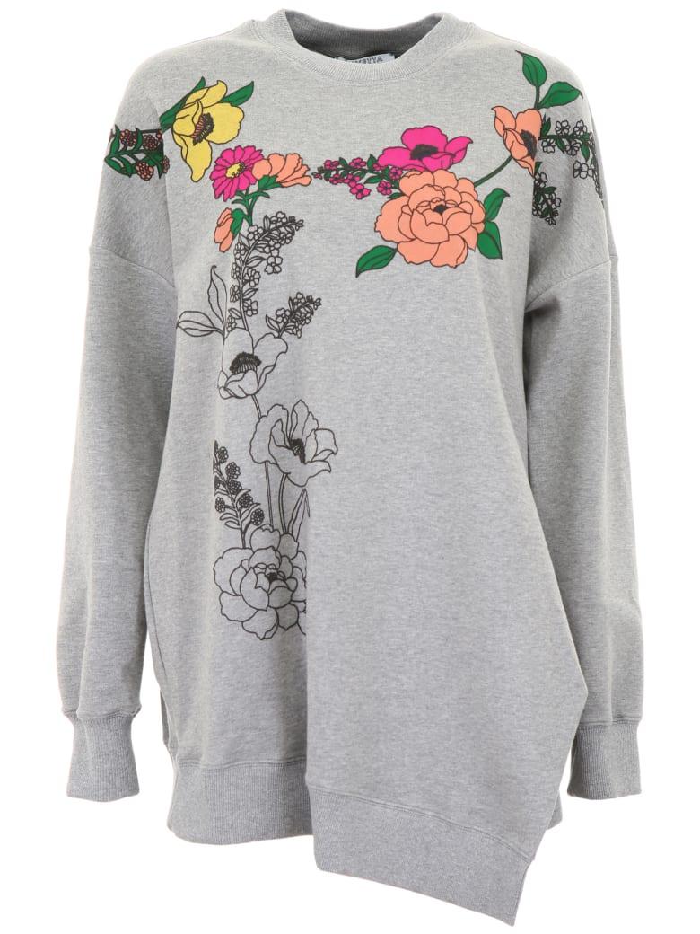 Vivetta Wu Sweatshirt - GREY (Grey)