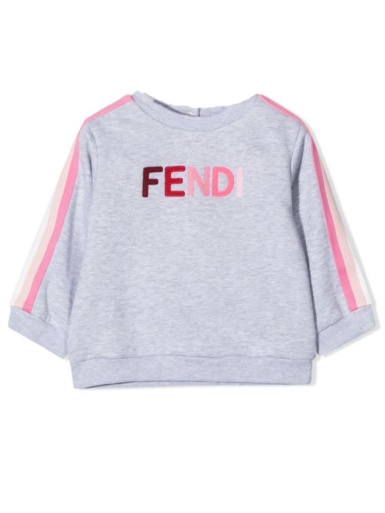 Fendi Fendi Kids - Gray