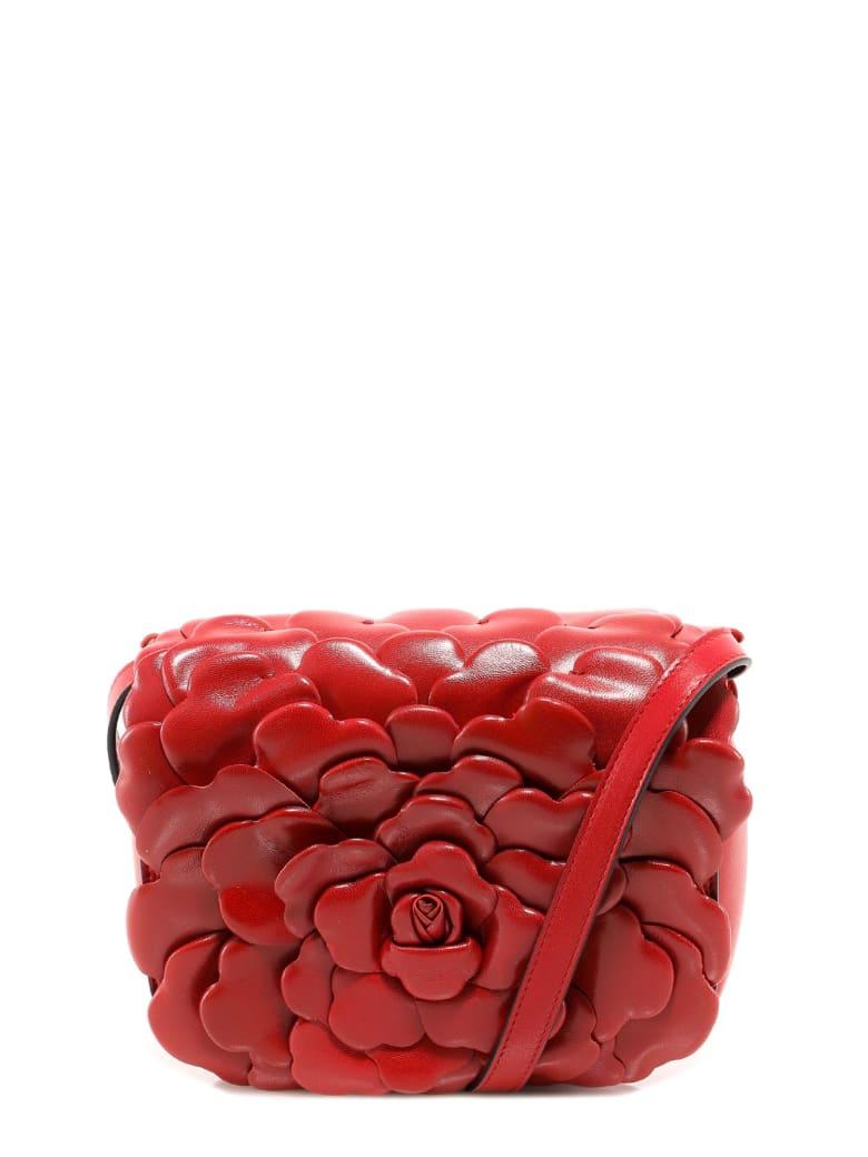 Valentino Garavani Atelier Bag 03 Rose Edition Shoulder Bag - Red