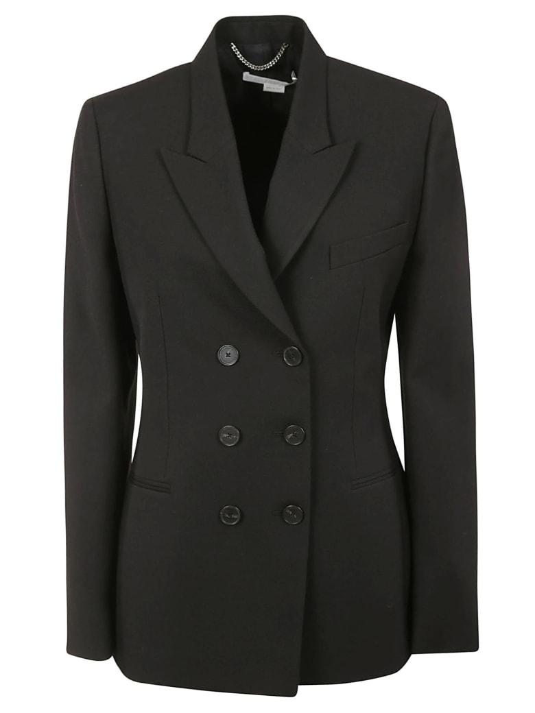Stella McCartney Double-breasted Blazer - Black