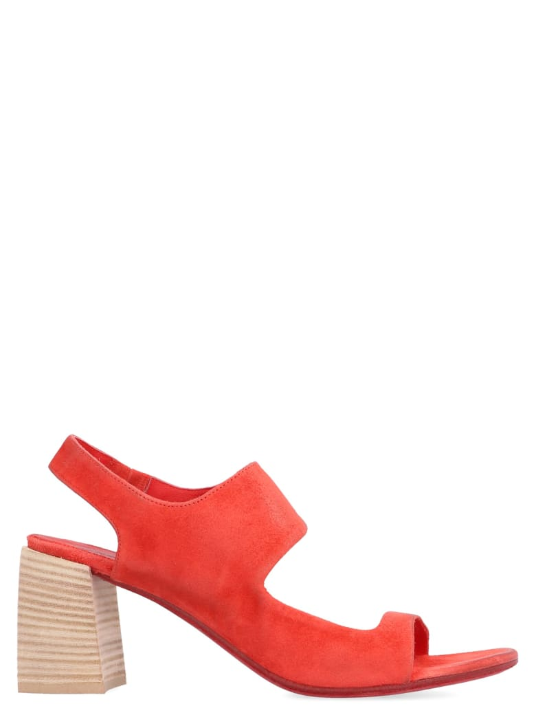 Marsell 'stuzzico' Shoes - Red