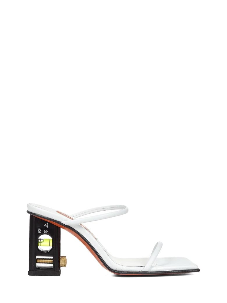 HERON PRESTON Sandals - White
