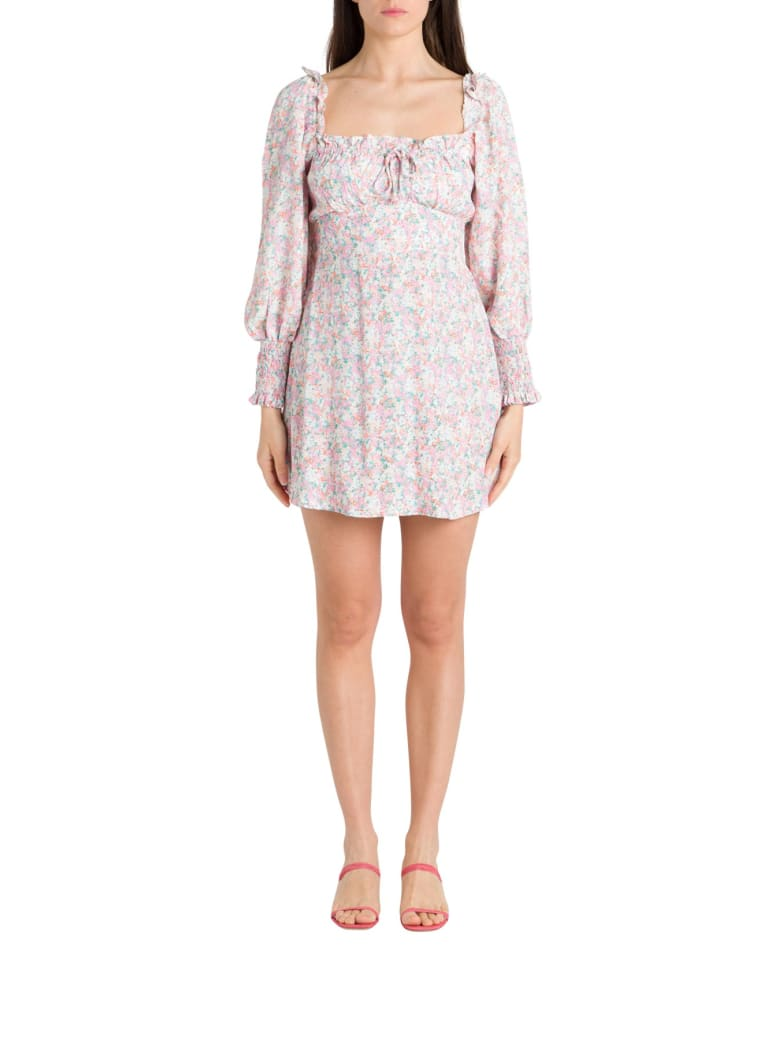 Faithfull the Brand Ira Mini Dress - Multicolor