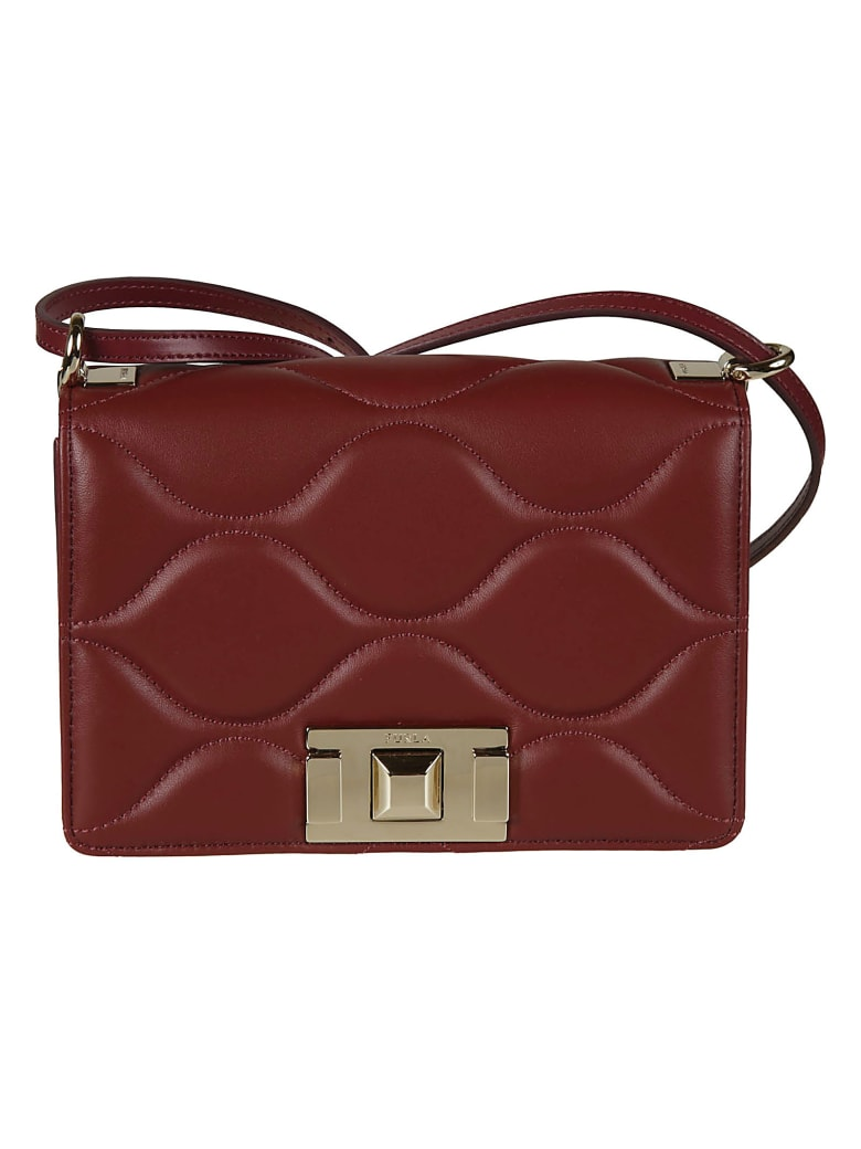 Furla Mimi Mini Crossbody Bag - Ciliegia