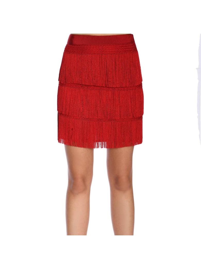 Alberta Ferretti Skirt Skirt Women Alberta Ferretti - red