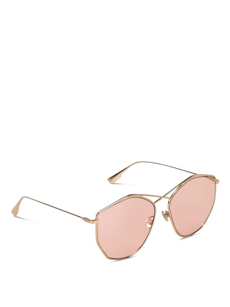 Christian Dior DIORSTELLAIRE4 Sunglasses - Gold