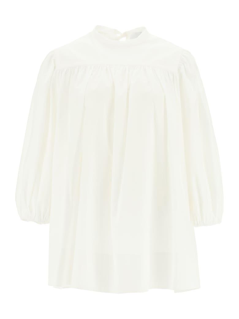 Patou Comunione Cotton Top - WHITE (White)