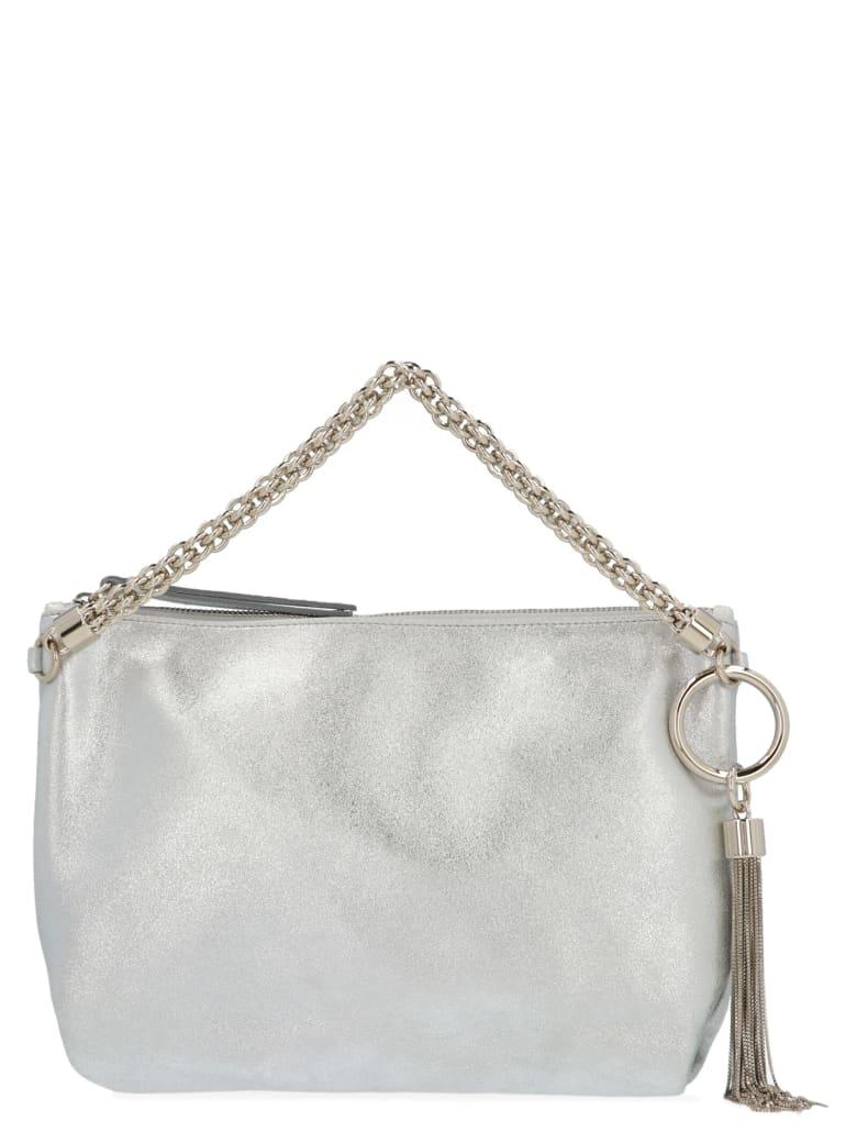 Jimmy Choo 'callie' Bag - Silver