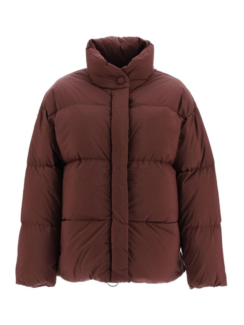 IENKI IENKI Cloud Down Jacket - AUBERGINE (Purple)