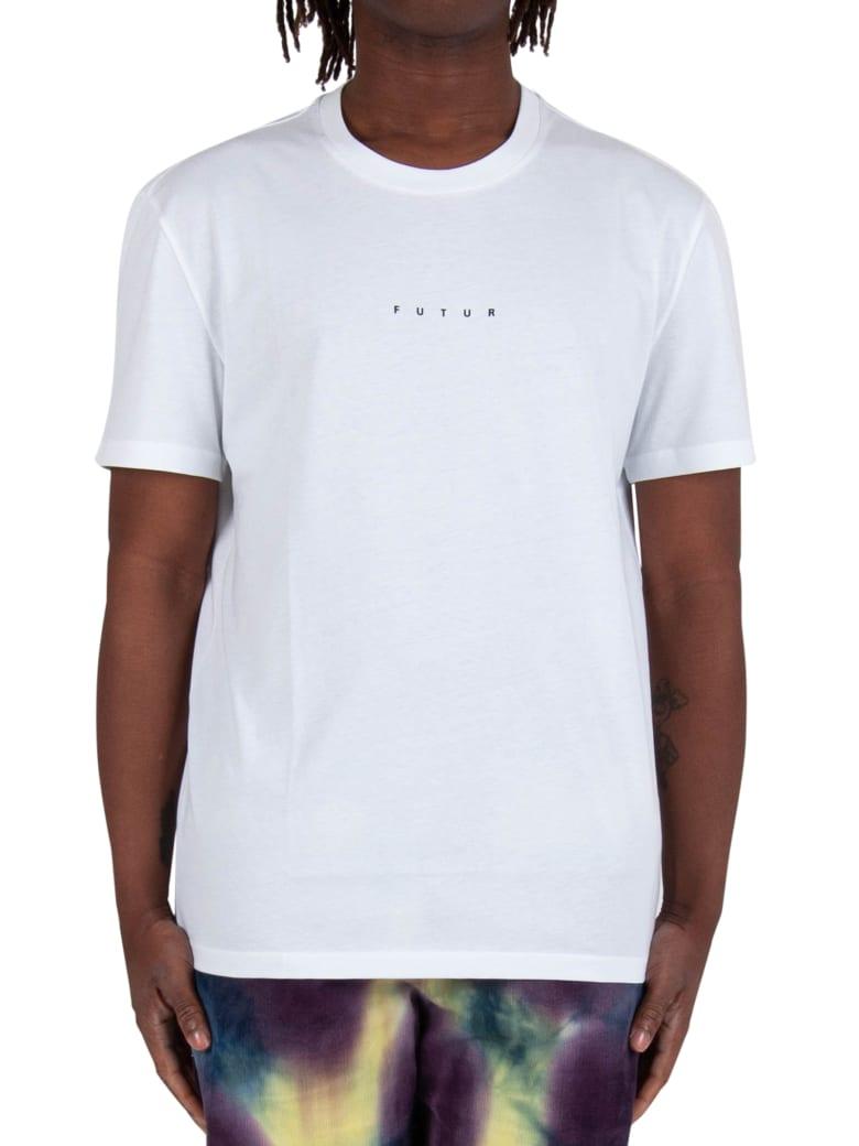 Futur Logo Tee - White - Bianco