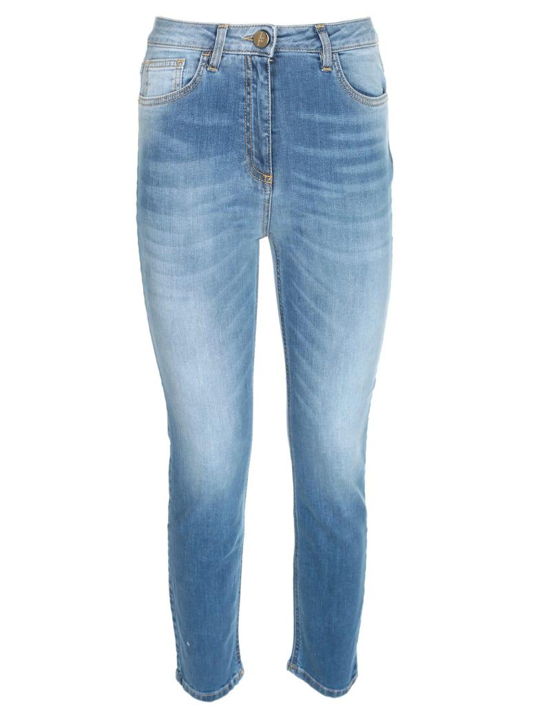 Elisabetta Franchi Celyn B. Elisabetta Franchi For Celyn B. Cropped Skinny Jeans