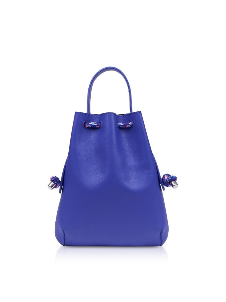 Meli Melo Majorelle Blue Briony Mini Backpack - Blue