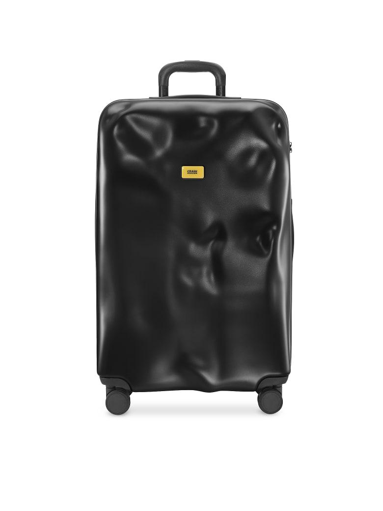 Crash Baggage Icon Large Trolley - Black