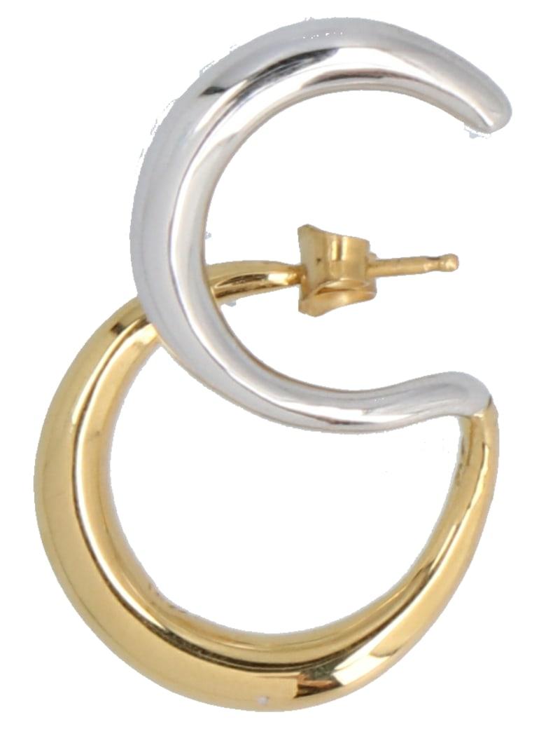 Charlotte Chesnais 'curl' Earrings - Multicolor