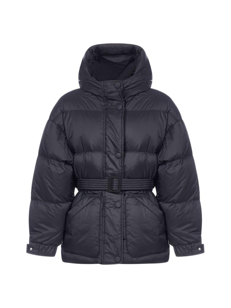 IENKI IENKI Michlin Hooded Nylon Puffer Jacket - Ultra Black