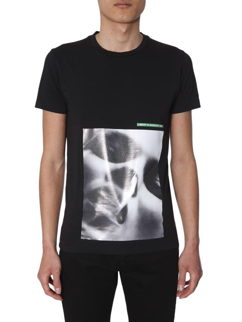 Dsquared2 Crewneck T-shirt - NERO