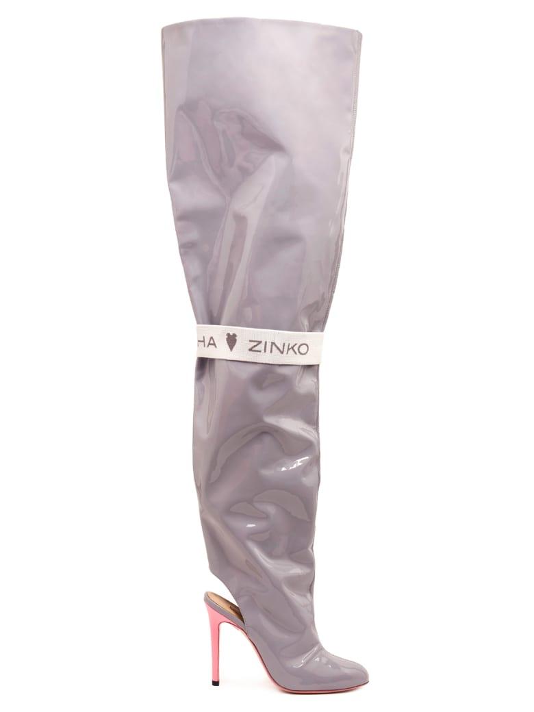 Natasha Zinko Shoes - Grey